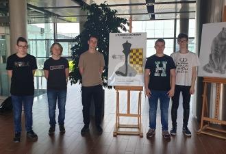 Czytaj więcej o: Wyniki 3. Szkolnego Turnieju Szachowego