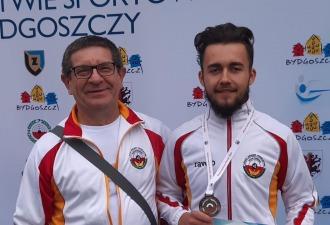 Czytaj więcej o: Mistrz Polski juniorów w pistolecie pneumatycznym