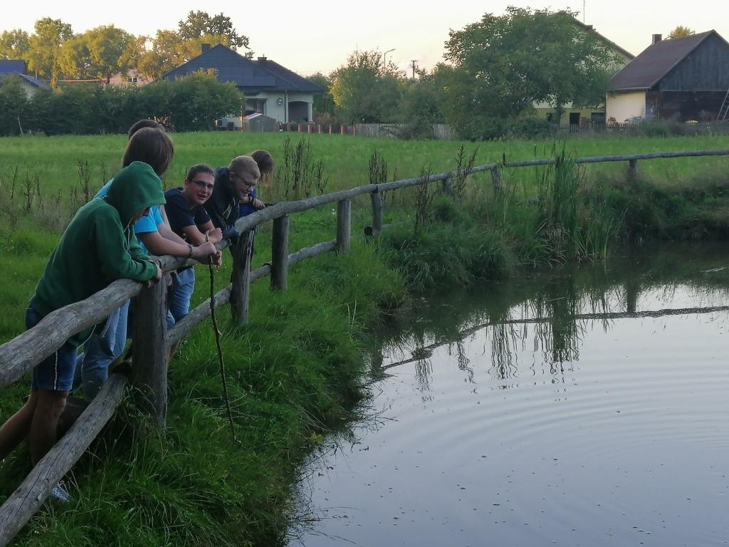 Integracja nad zbiornikiem wodnym