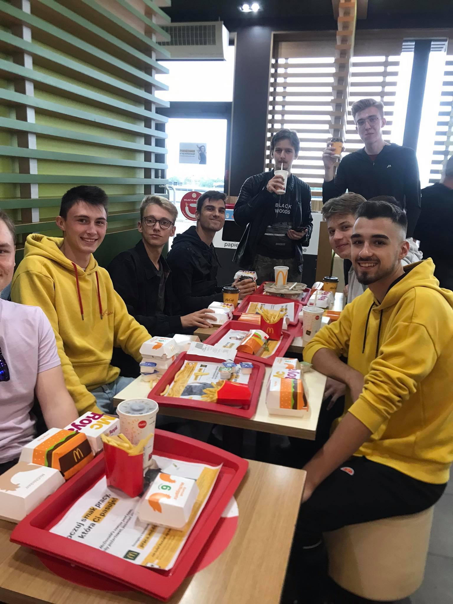 W McDonald