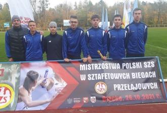 Czytaj więcej o: Sztafeta ZSP 16 w Polsce