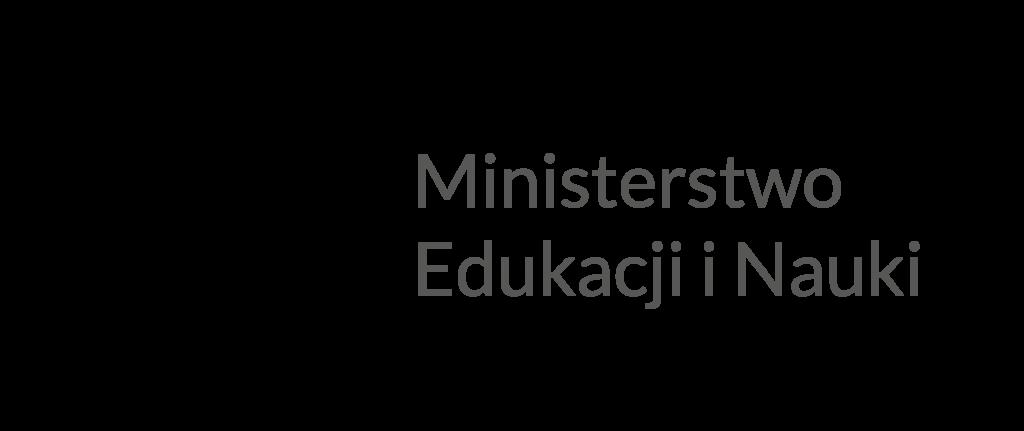 logo ministerstwo edukacji i nauki
