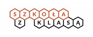 logo akcji szkoła z klasą
